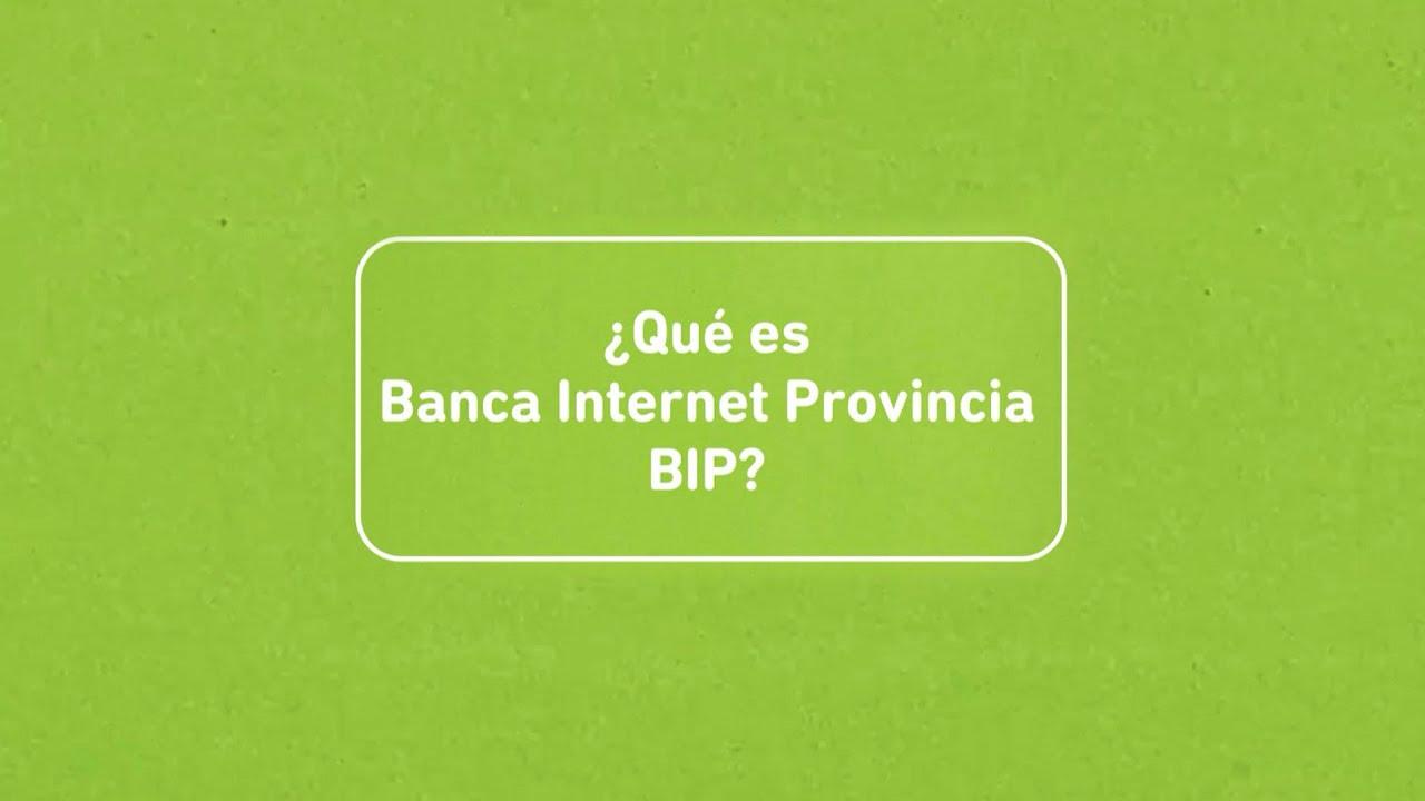 Banco Provincia Buenos Aires Tutorial Banca Internet
