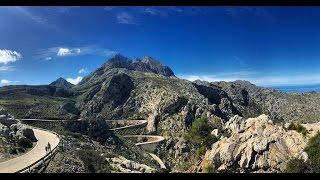 Mallorca Cycling Training Camp 2016 FHD