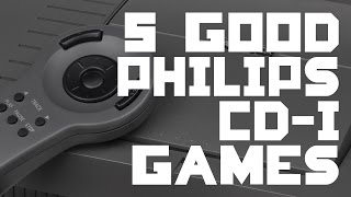 5 Good Philips CD-i Games - IMPLANTgames