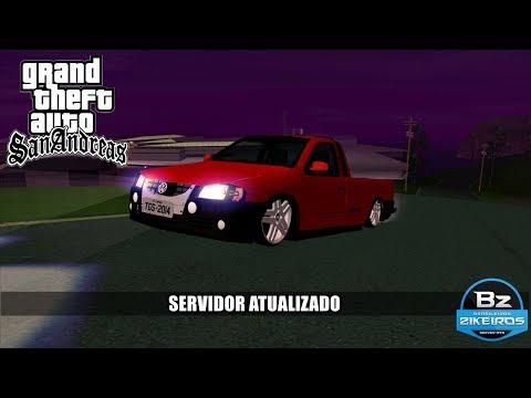 BRAZILEIROS ZIKEIROS OFICIAL ATUALIZADO - Grand Theft Auto: San Andreas Multiplayer thumbnail
