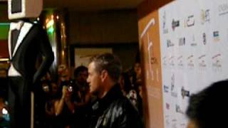 Eric Dane and Rebecca Gayheart photocall at Roma Fiction Fest