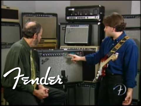 The Fender Cyber-Twin® | Full-Length DVD | Fender