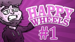 DETECTIVE DRUMS! - Happy Wheels Funniest Moments w/Got Drums #1
