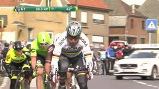 Omloop Het Nieuwsblad 2017: race highlights