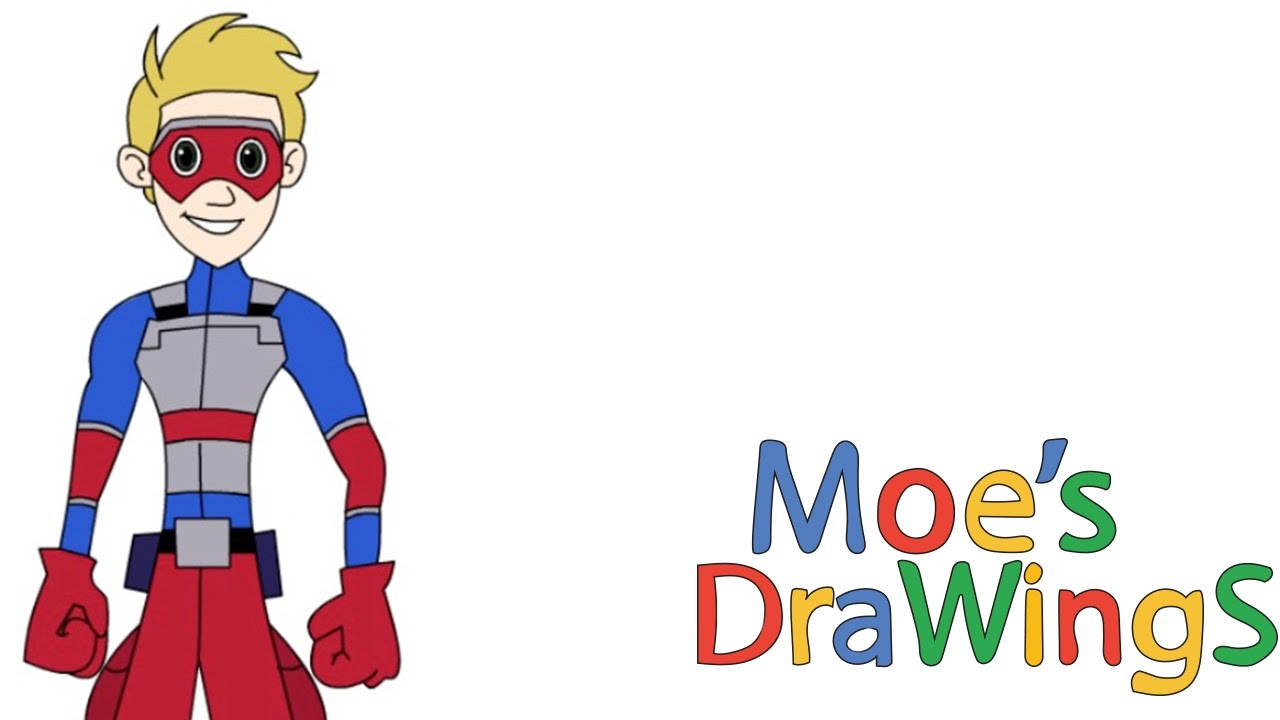 Henry Danger Coloring Pages Sketch Page