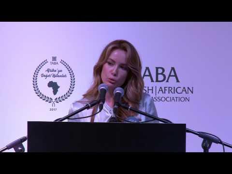 Afrika'ya Değer Katanlar Ödülleri Sahiplerini Buldu