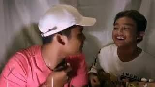 Cover lagu Aditya Kameshwara-Tresna memaksa luung sajan!
