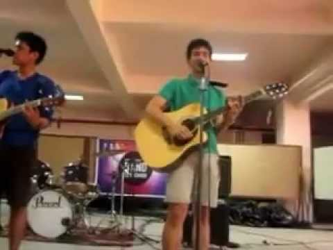 Fix you by Coldplay (cover) - Barely Legal AA Band Screening 2012