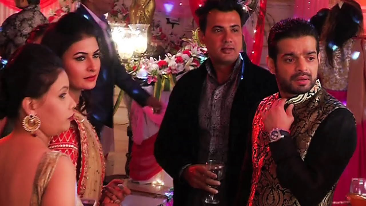 Yeh Hai Mohabbatein 2nd March 2016 - Raman and Nidhi Engagement