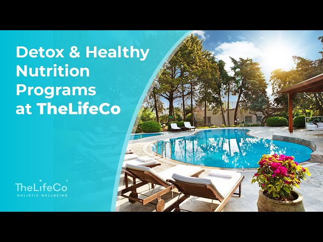 Detox And Healthy Nutrition Programs At The LifeCo