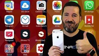 ¿Qué tengo en mi iPhone? | Mediados 2016