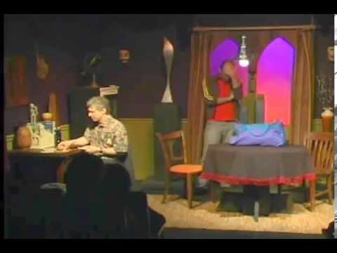 """from """"The Shawl"""" by David Mamet, Act 4 - Actual Content ..."""