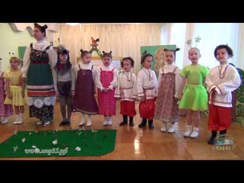 Волк и семеро козлят - группа Милы
