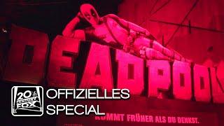 Deadpool | Popup-Kino Screening Delphi Berlin | Deutsch HD German
