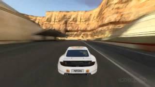 TrackMania 2 Canyon: CRASH! - Gameplay (PC)