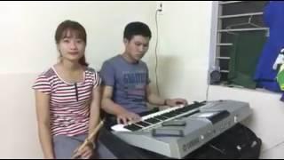 Phố xa - Sáo Trúc & Organ