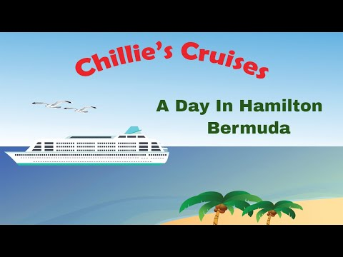 A Day In Hamilton, Bermuda