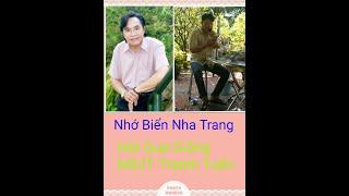 Nhớ biển Nha Trang ♡ Hát Cực Giống NSƯT Thanh Tuấn karaoke