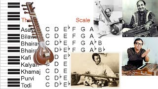 Classical Ragas and Bollywood Songs   Hindi Songs based on Classical Ragas screenshot 3