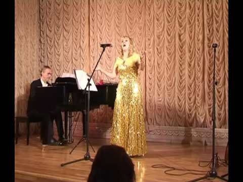 ПОЁТ ВИКТОРИЯ ИВАНОВА - YouTube