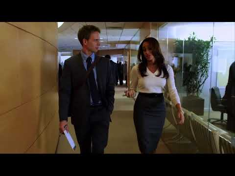 Suits - Rachel And Mike First Meet
