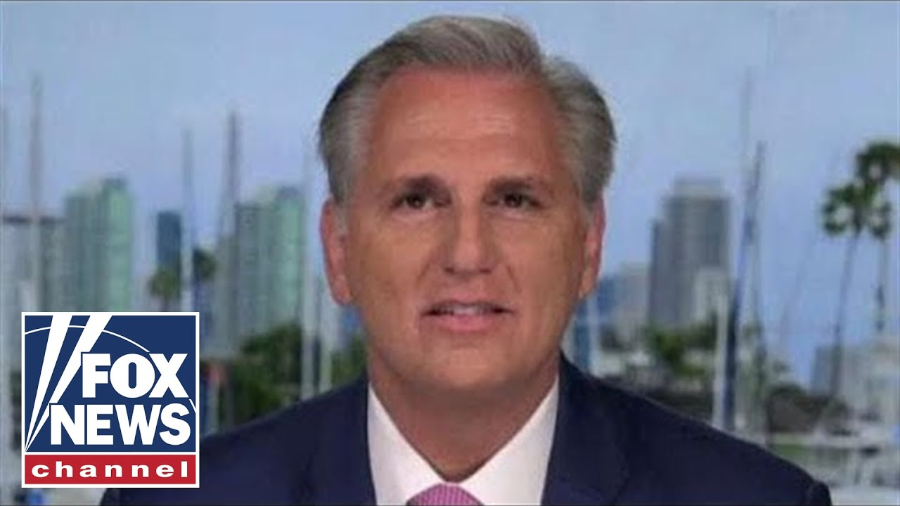 Rep. McCarthy says USMCA would pass in the House