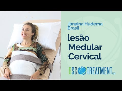 Janaina tells us about her treatment with Cellular Therapy after suffering a Spinal Cord Injury