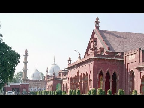 Aligarh Muslim University 62nd Annual Convocation