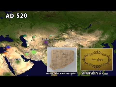 [Script Time Travel 02] Aramaic Script Family