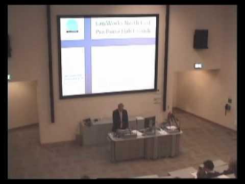 Edward Garnier QC MP Eldon Lecture (Thursday 1st December 2011, Northumbria Law School)