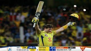 IPL 2018 Final CSK vs SRH Full Match Highlights | IPL 2018 final Highlights