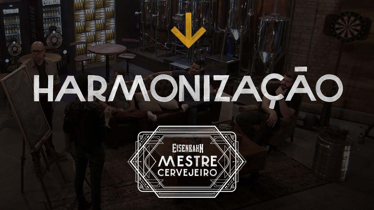Eisenbahn Mestre Cervejeiro | MasterClass Harmonização