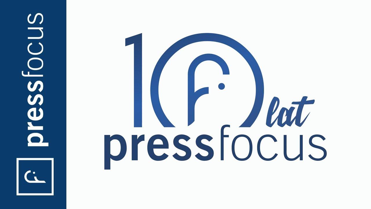 10 lat Press Focus (2019 rok)