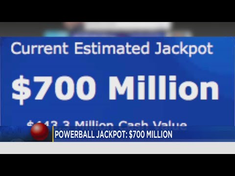 Everyone Hopes They'll Win $700M Powerball Jackpot
