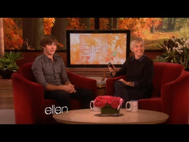 Memorable Moment: Zac Efron's First Time on the Show!