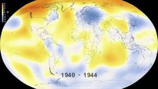 Earth's Long Term Warming Trend, 1880 2015