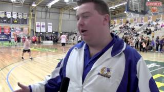 2013 Season Championship FInal - Jonathan Goodman - Bendigo Lady Braves