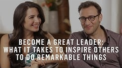 How to Be A Great Leader According to Simon Sinek