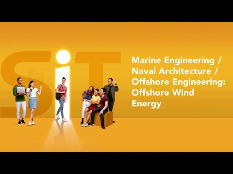 Marine Engineering / Naval Architecture / Offshore Engineering: Offshore Wind Energy