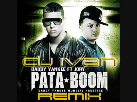 Dj Ivan - Pata Boom Remix (Daddy Yankee Ft. Jory)