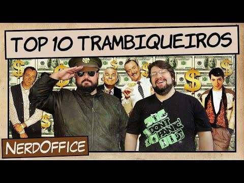 Top 10 Trambiqueiros | NerdOffice S07E26