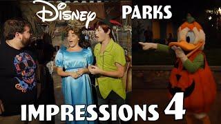 Disney Parks Impressions Compilation #4