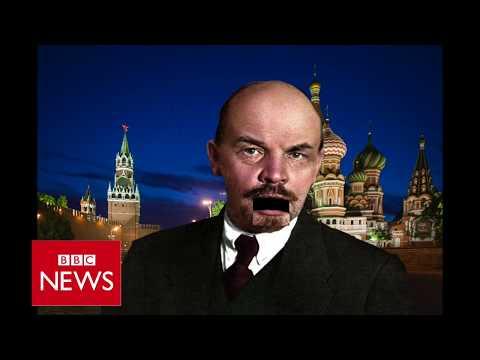 BBC News Interview with Vladimir Lenin