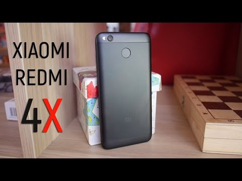 Обзор Xiaomi Redmi 4X: самый стильный Redmi по доступной цене | Zopo.pro