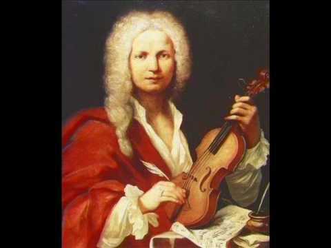 """Antonio Vivaldi - Concerto No.4 in F minor, Op.8, RV 297, """" L'inverno """", Allegro Non Molto"""