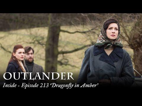 Outlander | Inside - Episode 213  'Dragonfly in Amber'