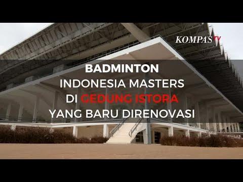Wajah Baru Istora GBK untuk Badminton Indonesia Masters Mp3