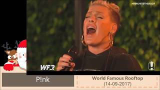 Baixar P!nk - What About Us (Live Acoustic)