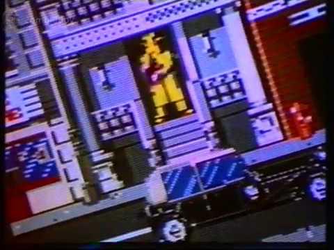 Amstrad 464 Plus & 6128 Plus Vintage Computer Advert (VHS Capture)