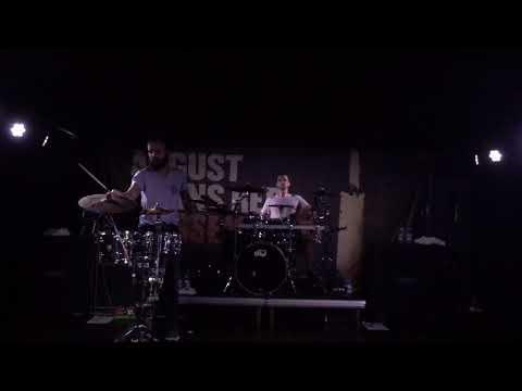 Matt Greiner + Dustin Davidson - Drum Solo...